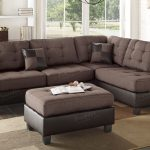 3 pcs sectional sofa f6857 poundex