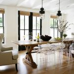 3 springtime rustic dining room looks for under 10k kathy kuo blog