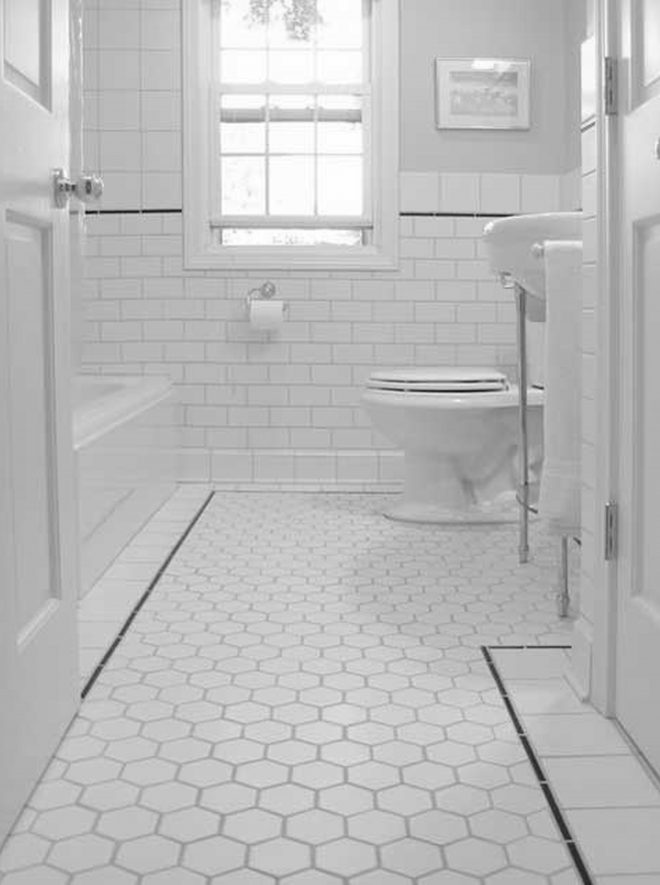 30 amazing ideas and pictures of antique bathroom tiles in
