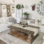 30 awesome country farmhouse living room design ideas to improve