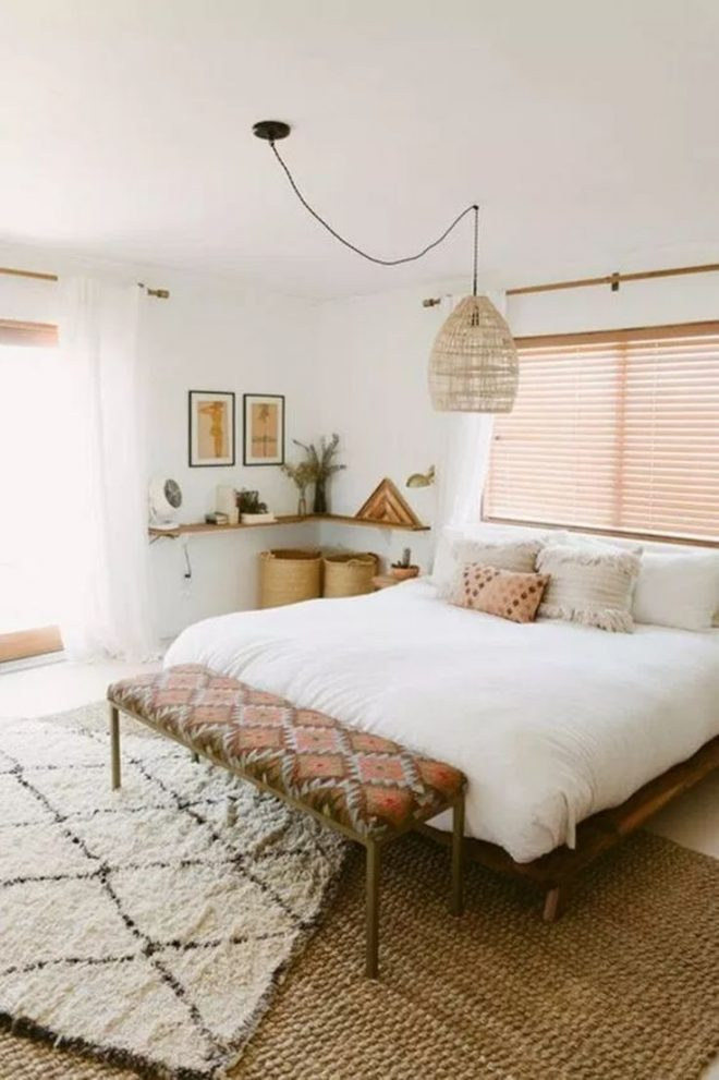 30 boho chic bedroom decor ideas and inspiration pink