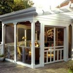 30 simple back porch design for beautiful home back views a need
