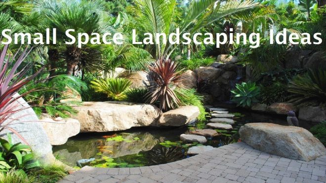 30 small space landscaping ideas 2018 youtube