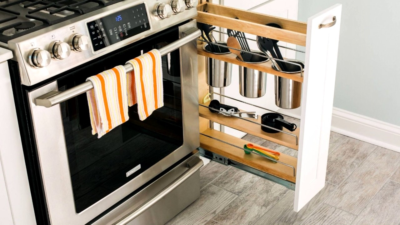 30 smart kitchen storage ideas youtube