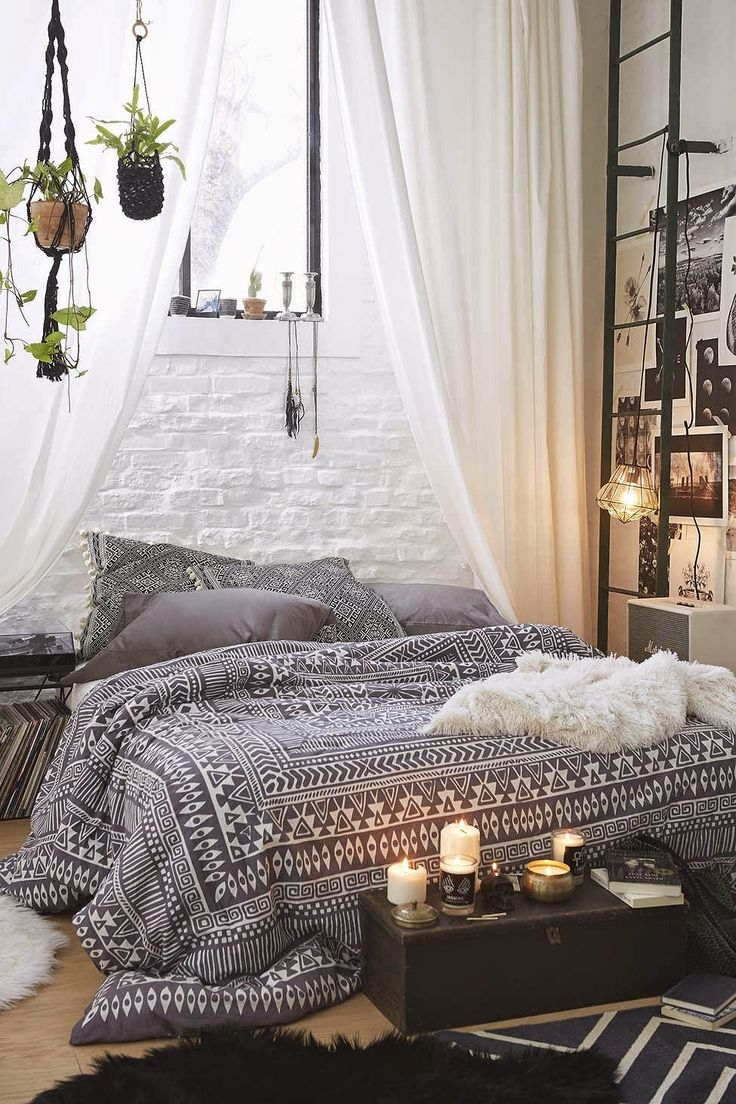 31 bohemian bedroom ideas decoholic