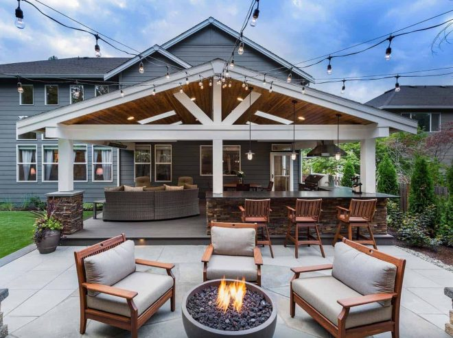 33 fabulous ideas for creating beautiful outdoor living