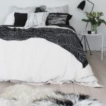 35 timeless black and white bedrooms that know how to stand