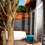 4 dreamy outdoor bathroom styles and where to shop the look