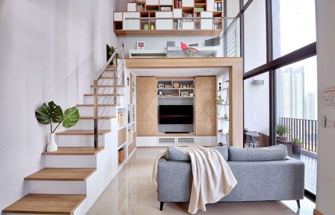 4 great loft ideas learn how to maximise vertical space