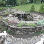 40 best retaining walls images on pinterest throughout drainage