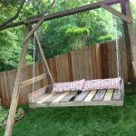 40 diy pallet swing ideas deckpatioporch ideas pallet