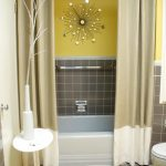 40 fascinating gray and yellow bathrooms that is best for