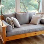 40 porch swing and bed design ideas 2017 amazing wood swing and