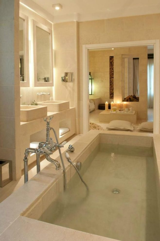 41 stunning spa style bathroom decorating ideas bathroom ideas