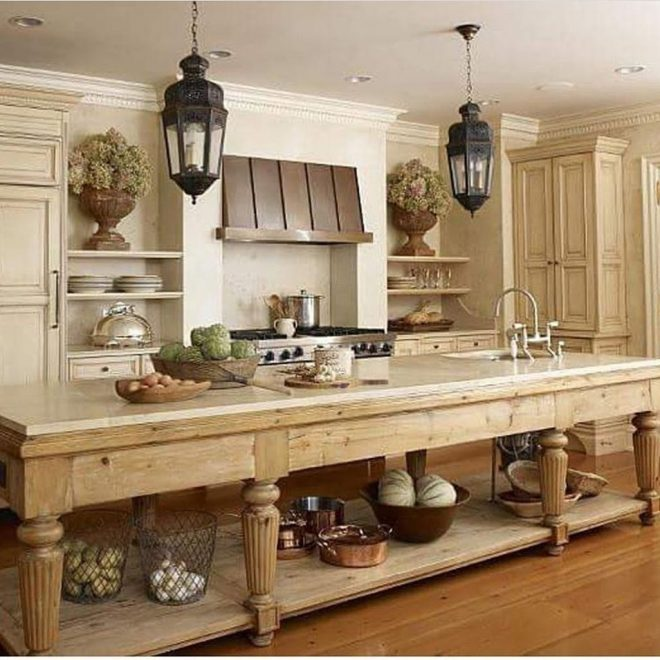 43 incredible french country kitchen design ideas