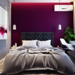 44 awesome accent wall ideas to give your bedroom some