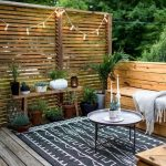 45 stunning backyard privacy fence landscaping low budget