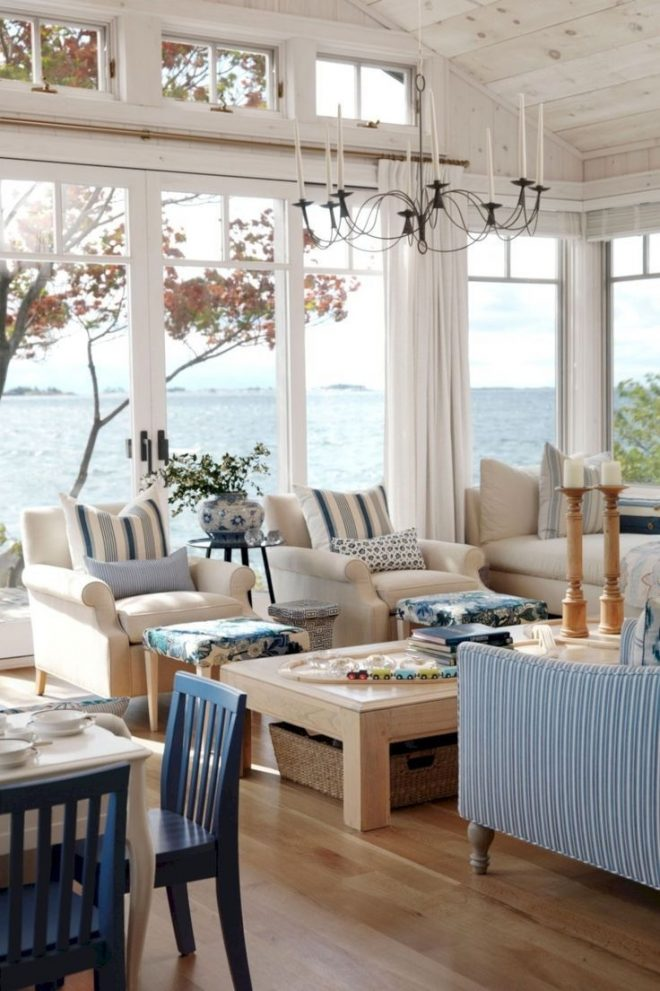 46 cozy farmhouse style living room decor ideas living