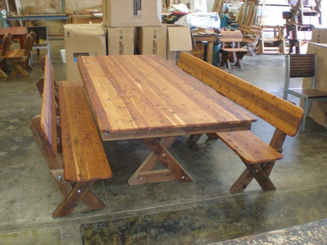 5 6 seat high back cypress outdoor timber bench timber bench