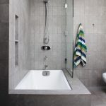 5 fresh ways to shake up the look of a bathtubshower combo