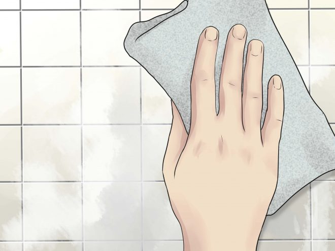 5 ways to remove bathroom mold wikihow