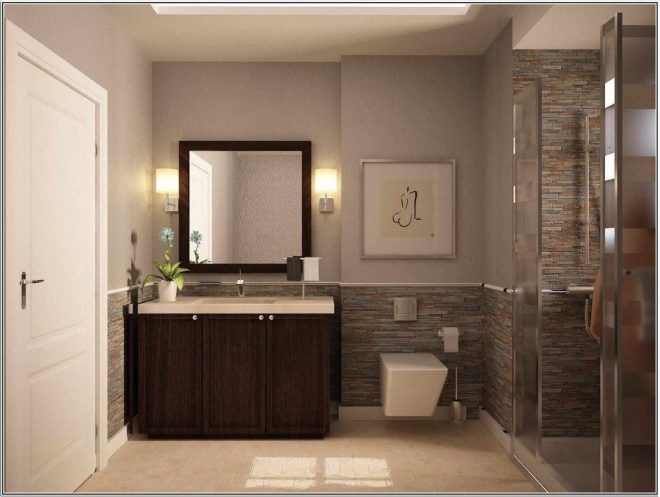 50 bathroom paint colors with dark cabinets modern interior paint