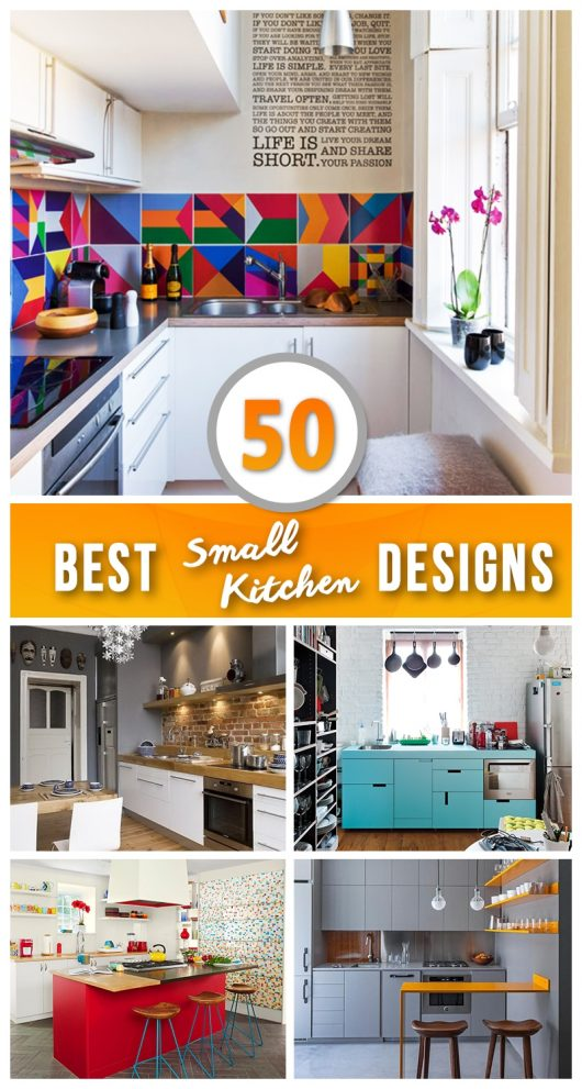 50 best small kitchen ideas and designs for 2019