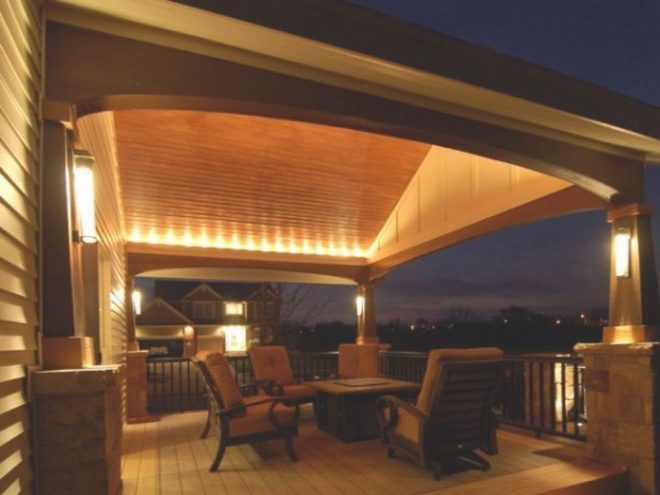 50 covered deck designs and ideas photos covered decks