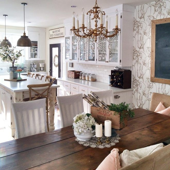 50 french country kitchen decor youll love in 2020