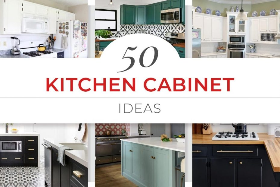 50 kitchen cabinet ideas for 2020