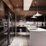 50 lovely custom contemporary kitchen designs