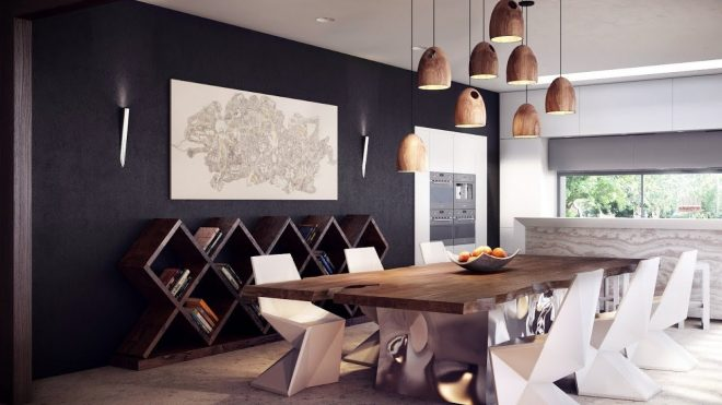 50 modern dining room decorating ideas table interior