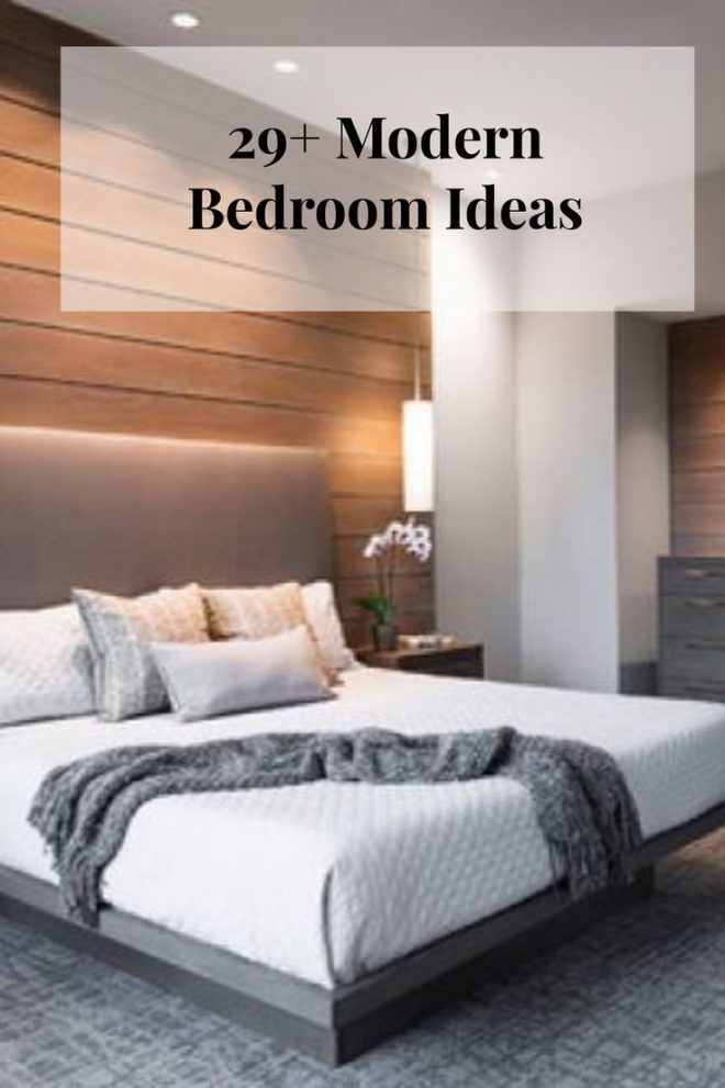 51 modern minimalist bedroom decor ideas in 2020 modern