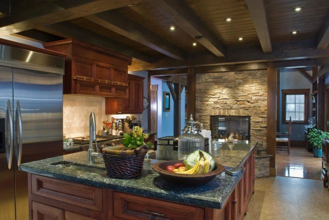 52 dark kitchens with dark wood or black kitchen cabinets 2020