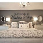 55 romantic bedroom decor ideas for couple 1