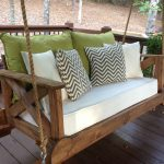 56 diy porch swing plans free blueprints from house to home