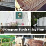 56 diy porch swing plans free blueprints mymydiy inspiring diy