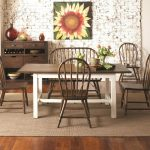 6 interior french country dining room table and chairs style set