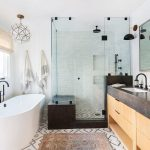 6 shower essentials bath amber interiors bathroom home