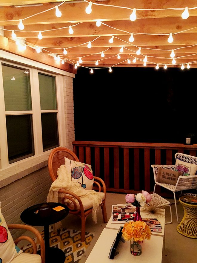 60 creative apartment patio on a budget ideas 7 patio lighting