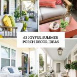 63 joyful summer porch dcor ideas digsdigs