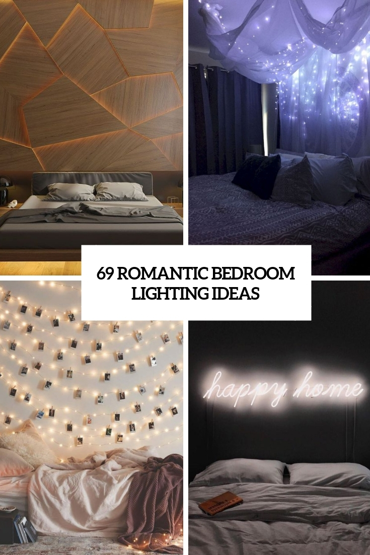 69 romantic bedroom lighting ideas digsdigs