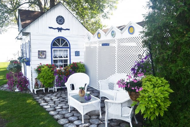 7 ideas to turn a shed into a fabulous outdoor room