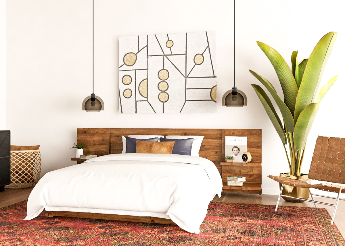 7 mid century modern bedroom ideas to try in your space