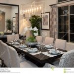 7 new modern home fine formal dining room