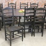 72inch square black and white table home ideas square dining