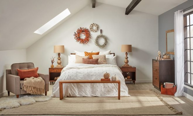 8 fall bedroom ideas for a cozy autumn refresh overstock