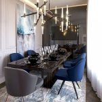 80 cozy modern dining room design and decor ideas for your