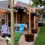 80 lovely easy diy backyard seating area ideas on a budget