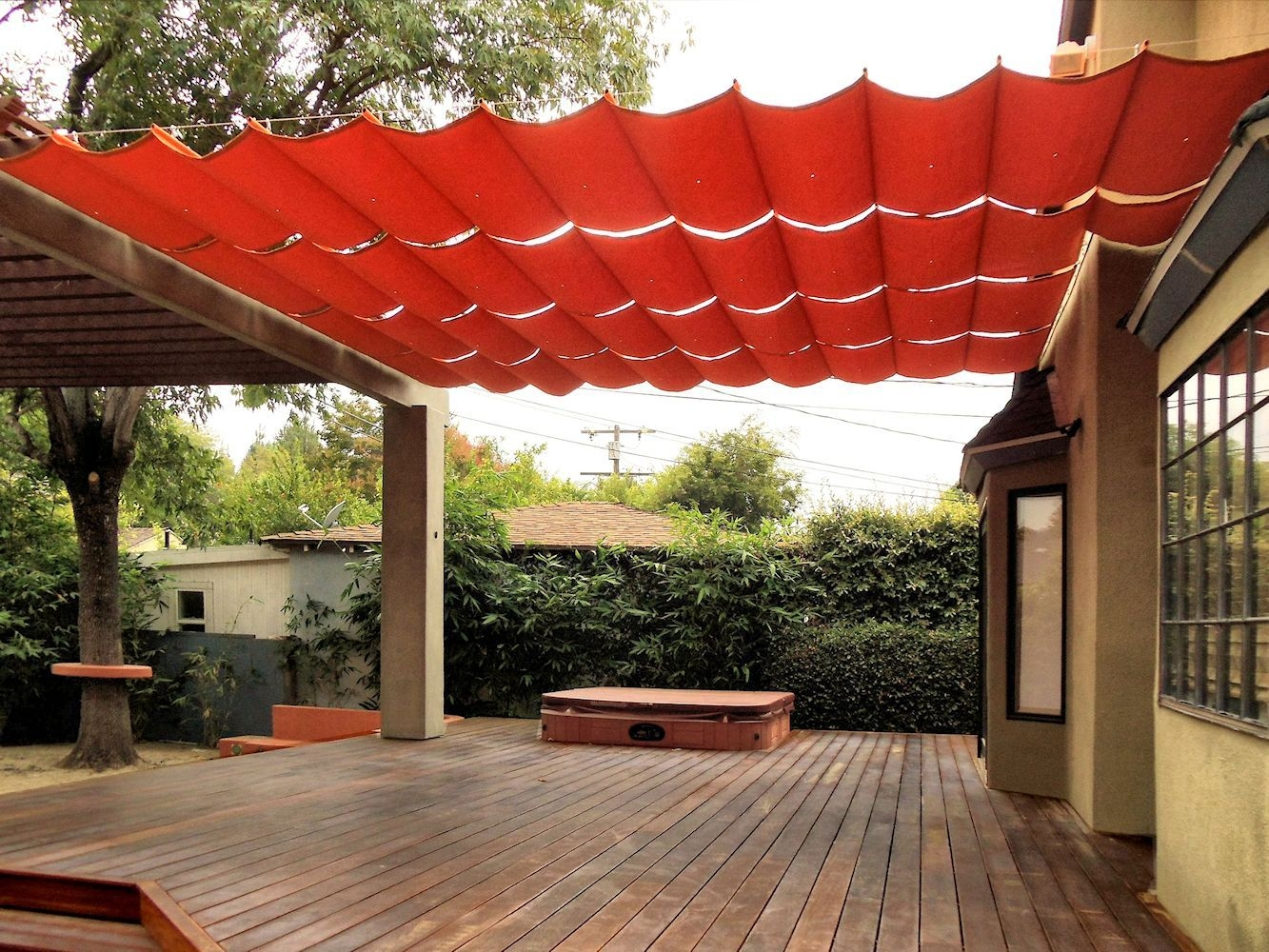 9 clever diy ways for a shady backyard oasis patio pinterest